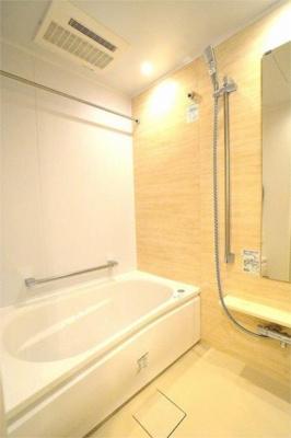 【浴室】ステージグランデ上野松が谷