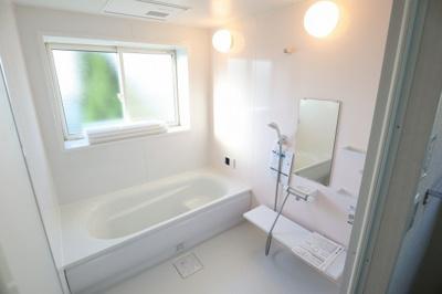 【浴室】東金市日吉台3丁目 中古戸建