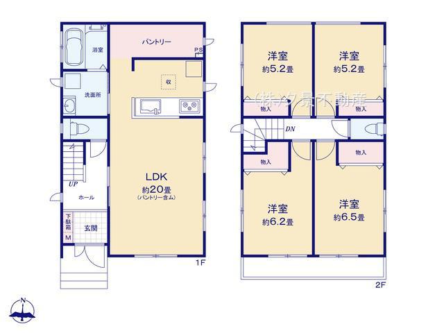 戸田市笹目1丁目27-15 (2号棟)新築一戸建てハートフルタウン