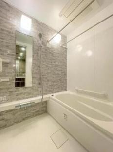 プライムパークス品川シーサイドザ・タワーの浴室です。