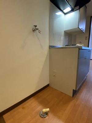 洗濯機置場(同タイプ別部屋参考写真)