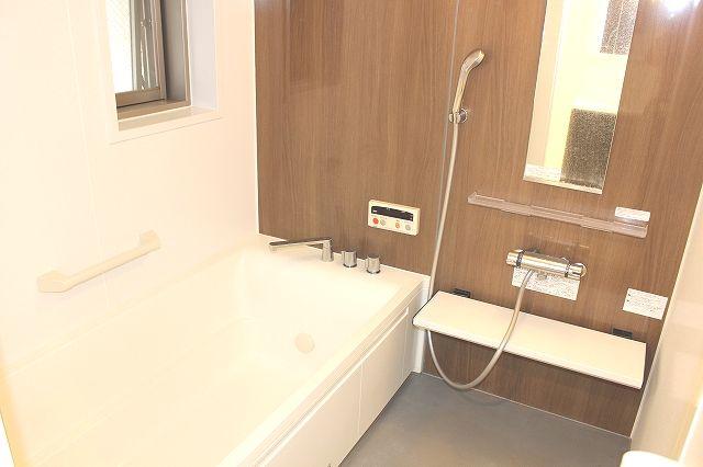 【浴室】ロフティ中尾ザ・シーズン
