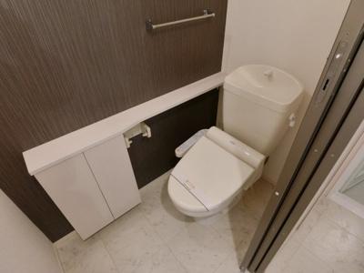 【トイレ】リジェール北口