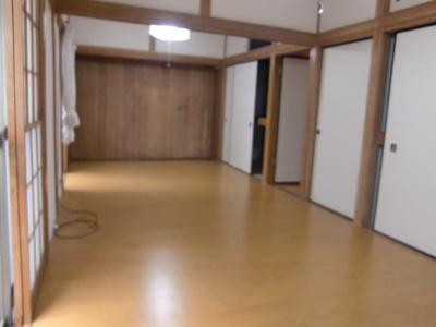 【居間・リビング】和田貸家
