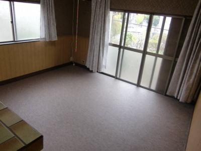 【寝室】和田貸家