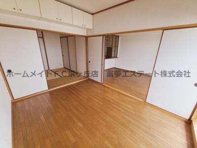 【洋室】セントラルステージ光明池