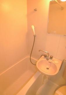 【浴室】さいたま市北区日進町2丁目一棟マンション