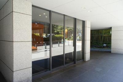 【エントランス】青山第一マンションズ