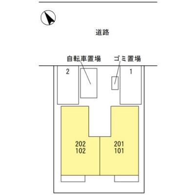 【区画図】ホープ