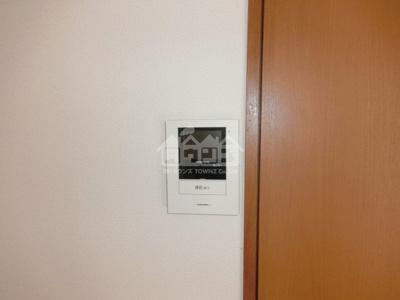 TVモニターフォン・ドムス東高円寺