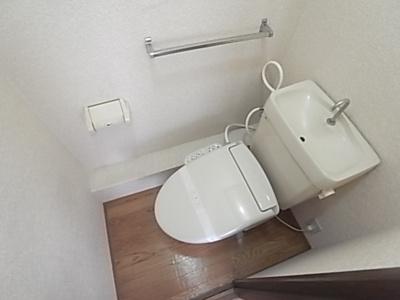 【トイレ】シティハイム ハピネス