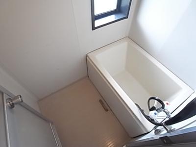 【浴室】シティハイム ハピネス