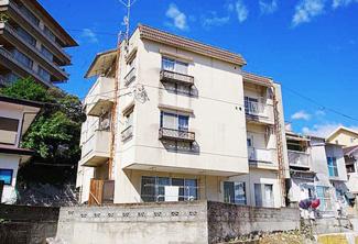 【外観】《RC造!高稼働》静岡県熱海市昭和町一棟マンション