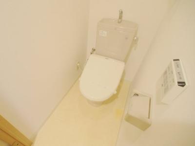 【トイレ】グラビスコート西原