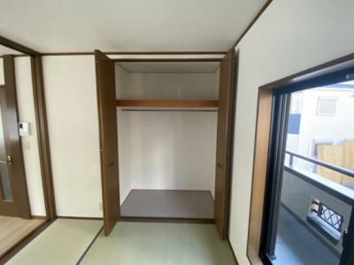 ■収納、2階和室