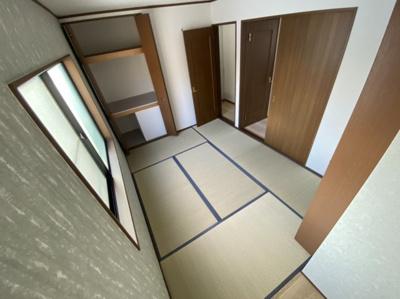 ■かわいい感じの和室です