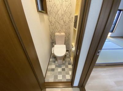 ■2階トイレです