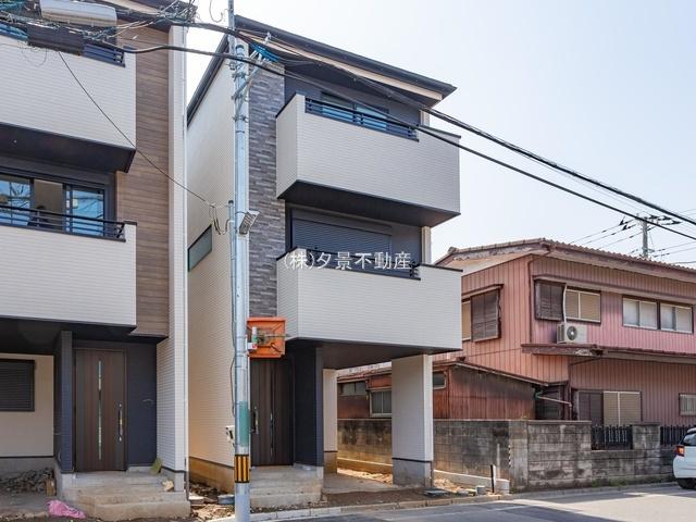 【外観】浦和区針ヶ谷3丁目11-6(1号棟)新築一戸建てケイアイスタイル