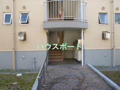 【外観】竹の台団地D1棟