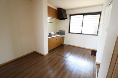 ダイニングキッチン(床下収納付)