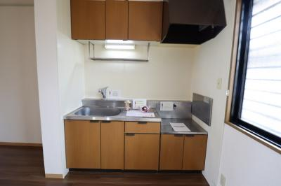 キッチン(浄水器付)