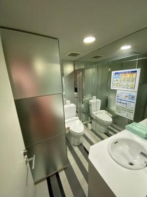 【トイレ】インペリアル赤坂フォラム