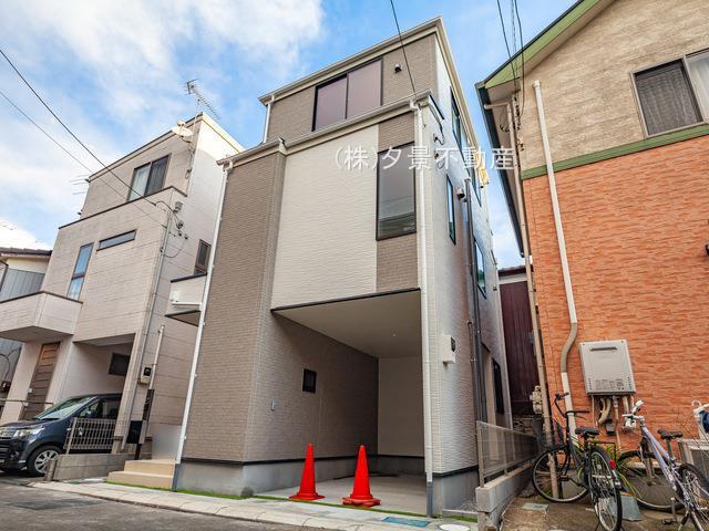 【外観】南区松本4丁目5全1戸新築一戸建て