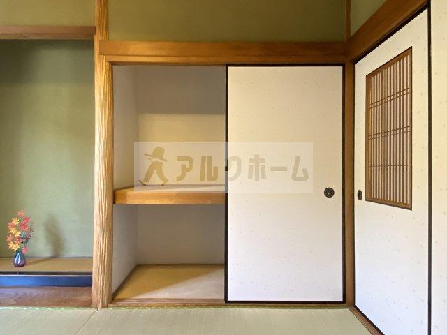 【収納】高井田4LDK戸建て