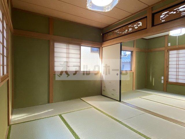 【和室】高井田4LDK戸建て