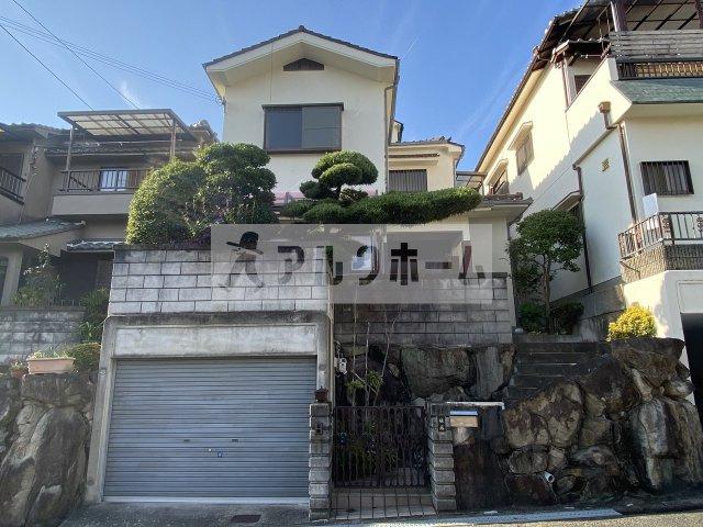 【外観】高井田4LDK戸建て
