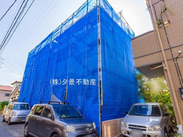【外観】南区曲本2丁目14-8(1号棟)新築一戸建てグランパティオ
