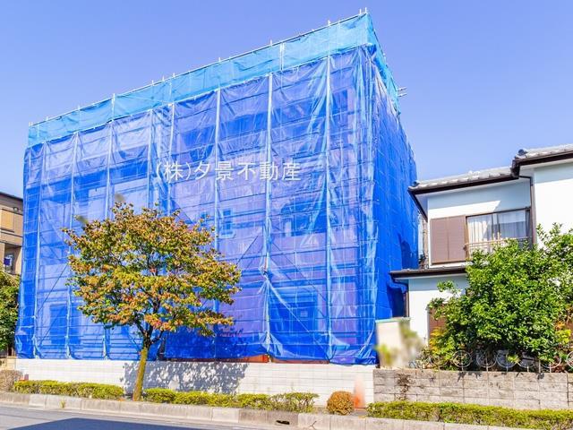 【外観】南区曲本2丁目14-8(2号棟)新築一戸建てグランパティオ