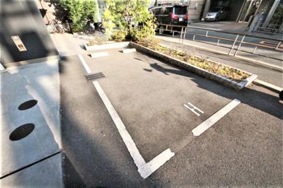 【駐車場】トレヴァンス梅田
