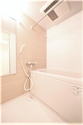 【浴室】トレヴァンス梅田