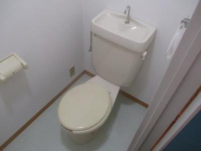 【トイレ】エレガントライフ岸里