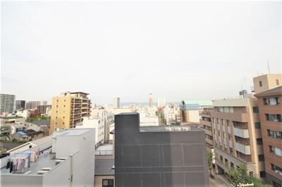 【展望】レジデンス大阪城前