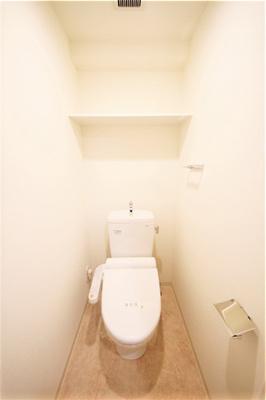 【トイレ】レジデンス大阪城前