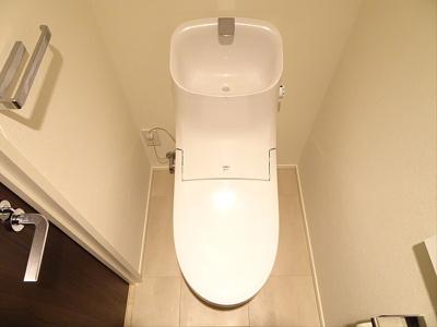 【トイレ】ルネサンスコート明大前