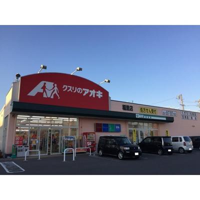 ドラックストア「クスリのアオキ稲里店まで248m」
