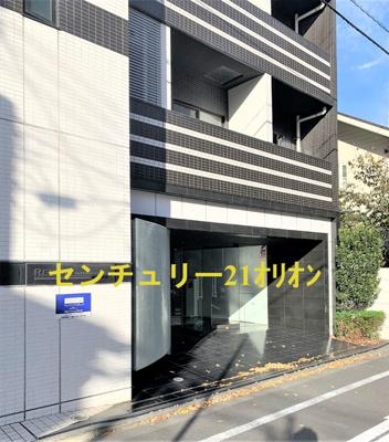 【エントランス】RESIDIA(レジディア)中村橋