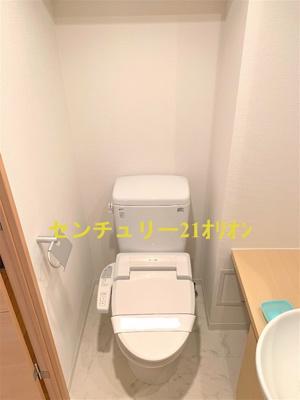 【トイレ】RESIDIA(レジディア)中村橋