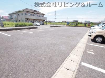 【駐車場】グラン・ジュテ・A棟