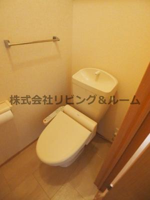 【トイレ】グラン・ジュテ・A棟