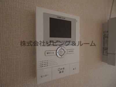 【セキュリティ】グラン・ジュテ・A棟