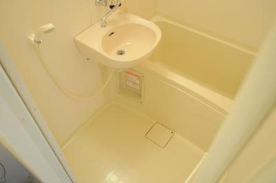 【浴室】レオパレス若葉