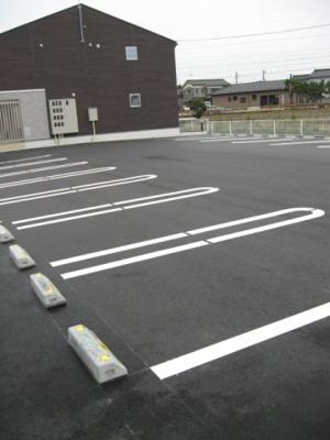 【駐車場】ヴィル・フォーレⅦ