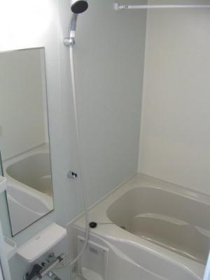 【浴室】ヴィル・フォーレⅦ