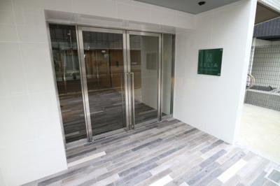 【エントランス】リライア横濱大通り公園