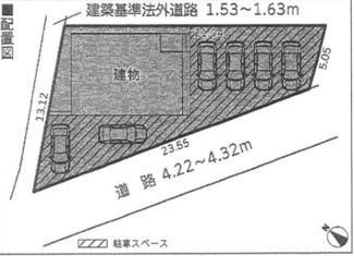 【区画図】伊豆の国市寺家第5 新築戸建 1号棟