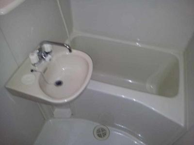 【浴室】レオパレス小町C